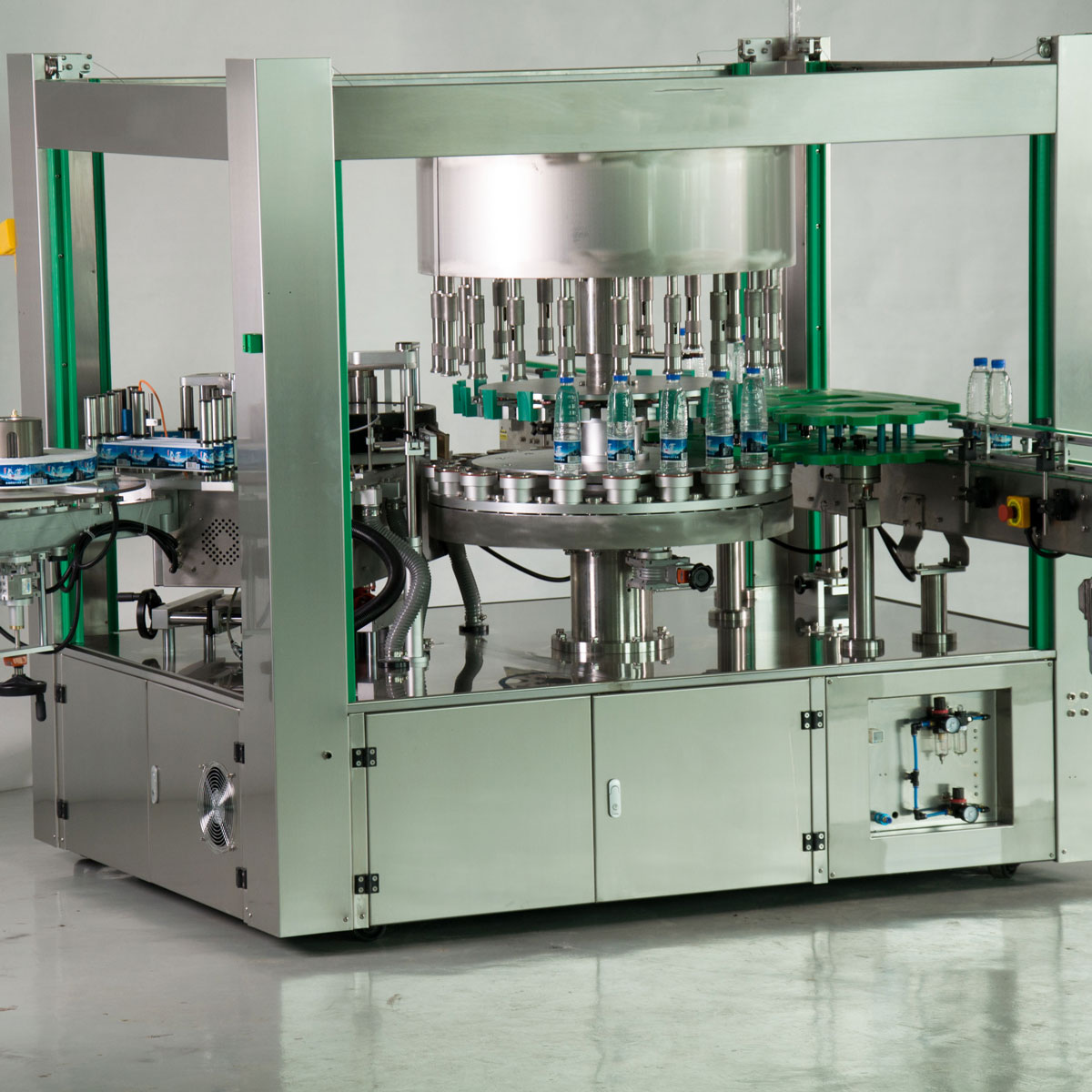 OPP Hot-melt Glue Labeling Machine