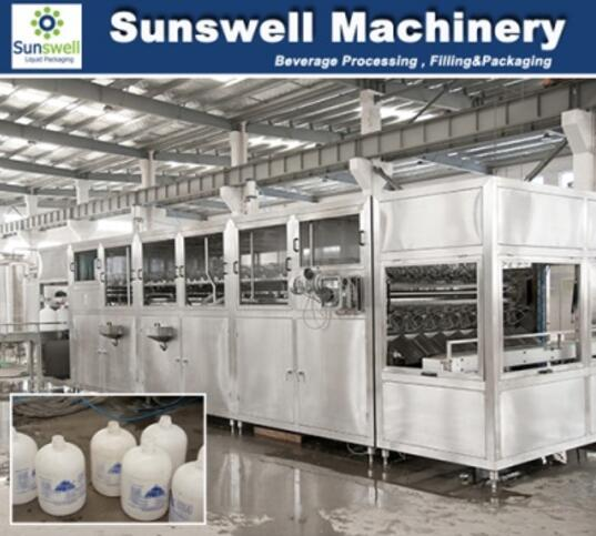 Bright Prospects for Water Filling Machine Manufacturer