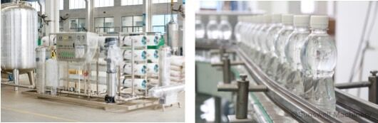 water packaged production line