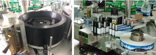 SSW glue labeling machine