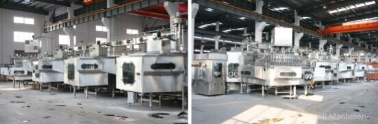 aseptic liquid filling production line