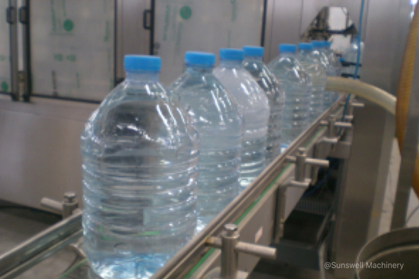Quality Level of Bottled Drinking Water Consumed in Saudi Arabia
