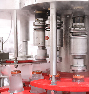 Rotary Carbonated Filler