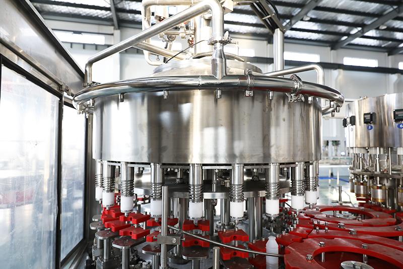 milk filling machinery