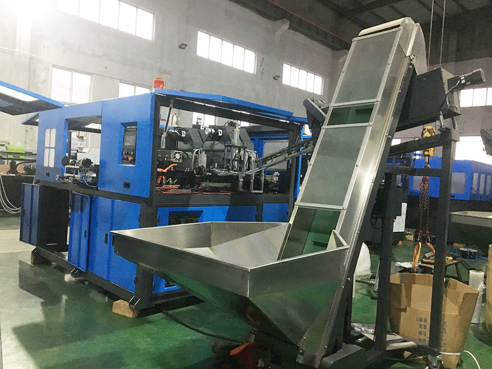 filling and cappling machine